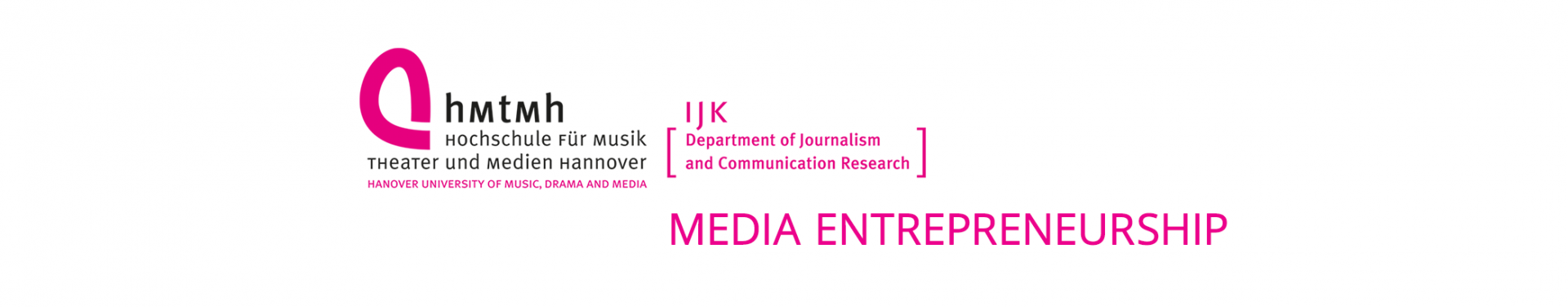 Media Entrepreneurship at IJK